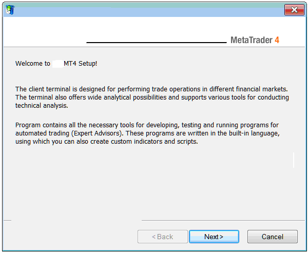 How to Install Metatrader 4 Forex Trading Platform